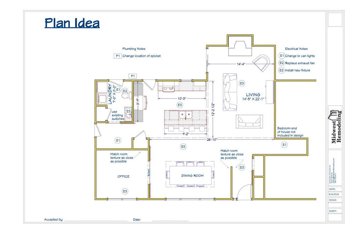 Edgewood open floorplan-2
