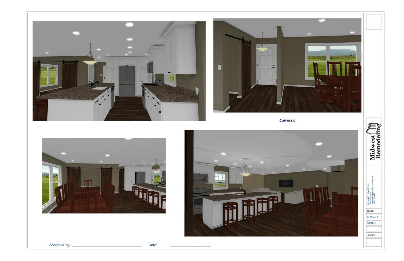 Edgewood open floorplan-3