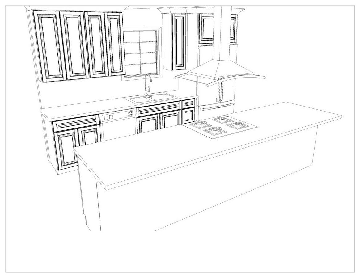 Pendleton kitchen cabinets-2